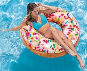 Круг  надувной Пончик ,99 см.