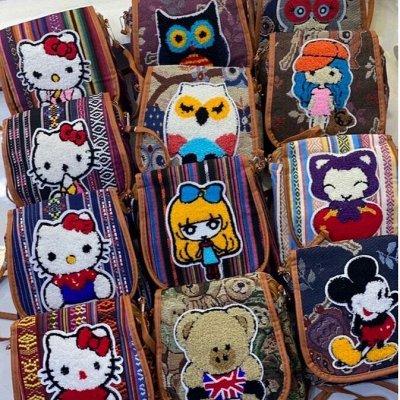SТильная & Трендовая одежда по доступным ценамღ — Детские сумочки и рюкзаки