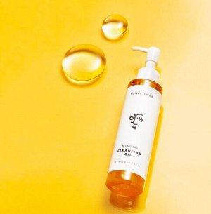 Гипоаллергенное гидрофильное масло Ottie Sunflower Minimal Cleansing Oil