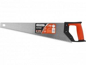 ИС Ножовка по дереву (пила) MIRAX Universal 450мм