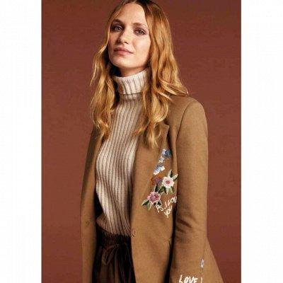 DENNY ROSE одежда предзаказ зима 2021-2022 — Пиджаки и верхняя одежда