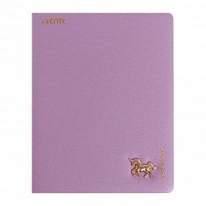 Дневник универсальный для 1-11 классов Magic Unicorn, твёрдая обложка из искусственной кожи с поролоном, тиснение фольгой, тонированный блок, 48 листов