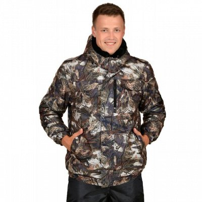*Одежда для рыбалки, охоты. Детский камуфляж. * от 400 руб — Куртки демисезонные