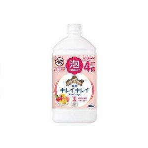 """Мыло-пенка для рук """"KireiKirei"""" с ароматом МИКСА фруктов (бутылка с крышкой) 800 мл / 12"""