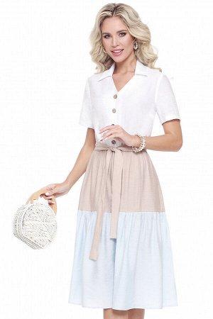 Платье Оттенки лета