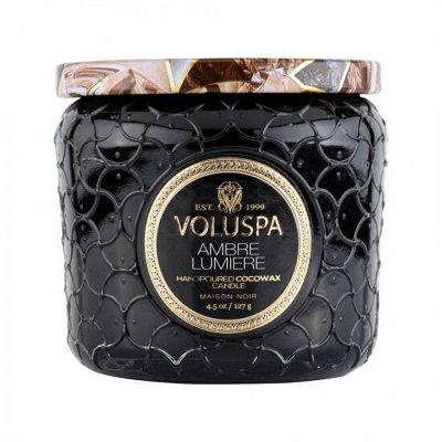 Аромасвечи VOLUSPA💕Волшебный аромат Вашего дома — Свечи VOLUSPA! Темная домашняя коллекция