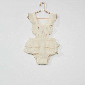 Песочник Eco-conception - белый