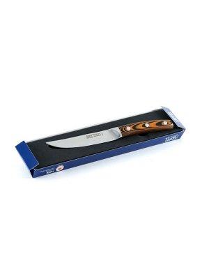 6977 GIPFEL Нож универсальный TIGER 13см. Материал лезвия: сталь X50Cr15. Материал ручки: древеснослоистый пластик, нерж сталь.