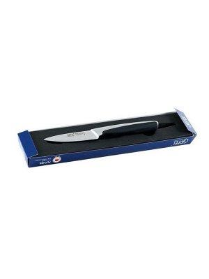 8498 GIPFEL Нож для чистки овощей FUTURA 9см. Материал лезвия: сталь X50Cr15. Материал ручки: нерж сталь, пластик. Цвет ручки: черный
