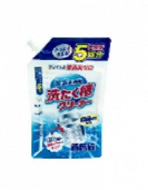 Средство для очистки барабана стиральной машины (кислородное) 900 г МУ с крышкой / 10