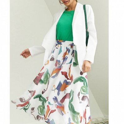 Модный остров - лето в наличии! ☀ женская одежда — Юбки
