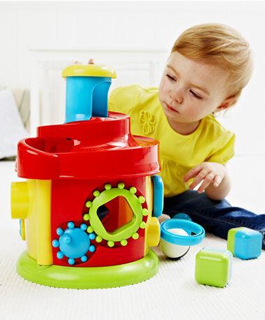 ✌ИгроЛенд*Мир детских вещей и канцелярии — Развивающая игрушка-сортер