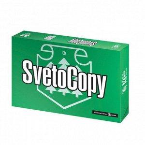"""Бумага офисная для принтера А4 """"С"""" класс SvetoCopy 146% CIE 500л 80г/м2 /5/"""
