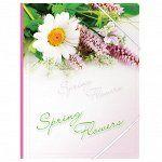 """Папка на резинке Berlingo """"Spring Flowers"""" А4, 550мкм, рисунок"""