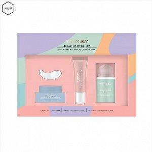 Trimay 3-х ступенчатый набор для ухода за губами Lip Special Kit
