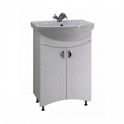 Красивая и удобная ванная: Мебель, смесители, аксессуары — Тумба под раковину, тумбы с раковиной