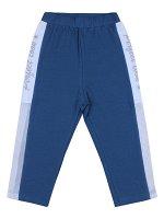 Бриджи для девочки BK1433B джинсовый