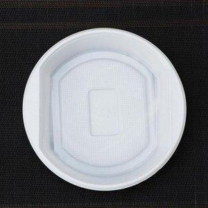 Набор одноразовых суповых мисок «Все на пикник», 500 мл, 6 шт