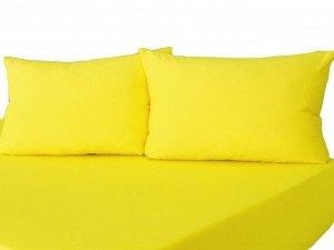 Комплект наволочек на молнии 50х70 Лимон