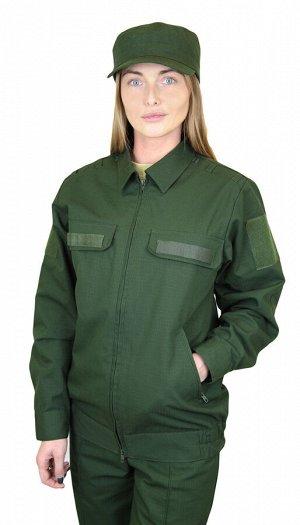 Куртка женская летняя повседневная для в/сл.(тип Г) защит. цв.