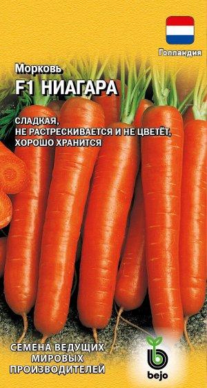 Морковь Ниагара F1 150 шт. (Голландия)