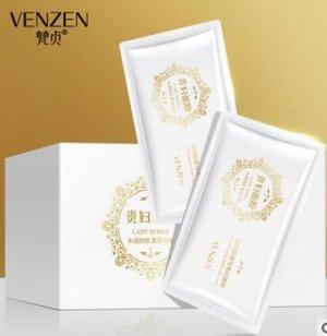 Ночная крем маска Venzen с ниацинамидом и женьшенем, 1*2 гр