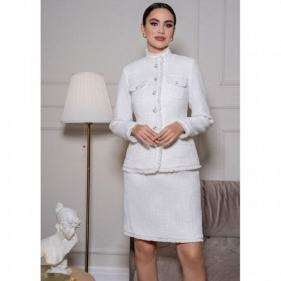 Женская одежда из Белоруссии — Костюмы с юбкой или платьем - 3