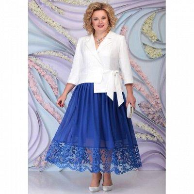 Женская одежда из Белоруссии — Костюмы с юбкой или платьем - 4