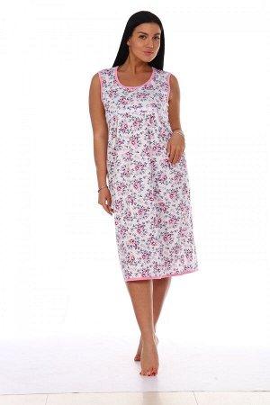 Сорочка Даша (Розовый)