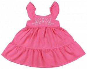 Платье для девочки OP886 розовый
