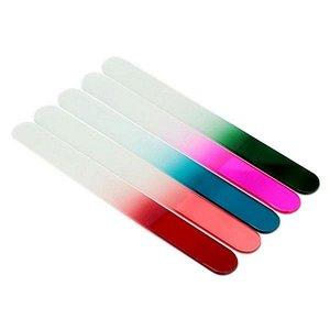 Пилка для ногтей стеклянная 2-хсторонняя, 20см (305-227)