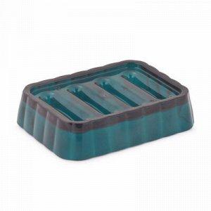 Мыльница Мыльница (КРИСТАЛЛ) ИЗУМРУДНЫЙ Мыльница «Кристалл» идеально подходит для хранения мыла. Мыльница имеет углубления на поверхности, благодаря которым мыло не будет выскальзывать из мыльницы, а