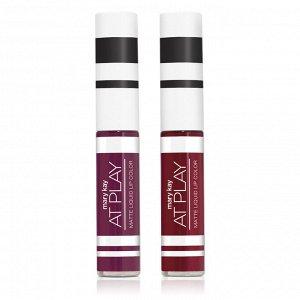 Мини-набор матовых жидких губных помад Mary Kay Atplay