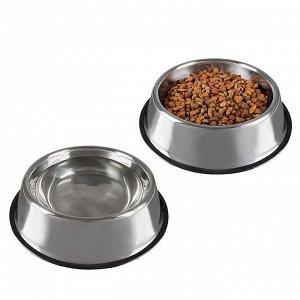 Миска для кошек и собак мелких пород