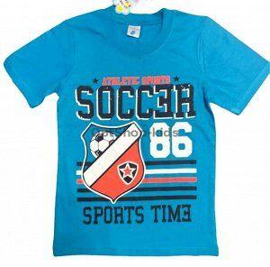 Футболка 100% хлопок. 8,9,10,11,12 - это возраст ребенка 1,2,3,4,5,6,7  - это возраст ребенка