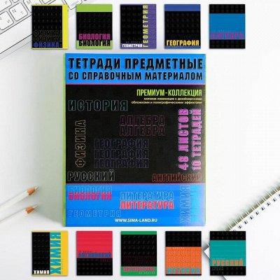 Тетради, дневники. Готовимся к 1 сентября