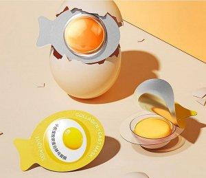 Ночная маска  Egg Collagen c экстрактом яичного желтка LUOFMISS. 1*3.2 гр