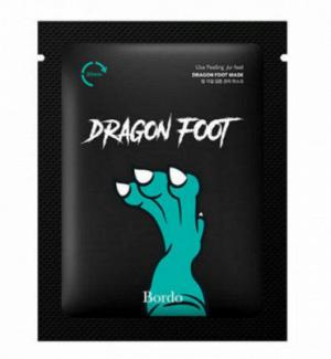 Пилинг-носочки Dragon Foot Peeling Mask, 20 гр