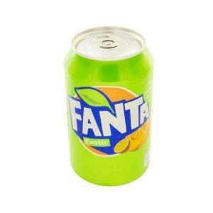 Напиток FANTA EXOTIC 330 МЛ Ж/Б