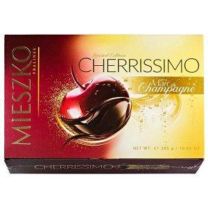 Конфеты MIESZKO CHERRISSIMO Marc de Champagne 285 г