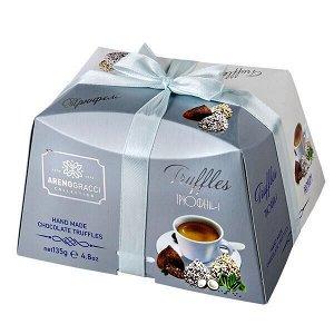 Конфеты ARENO GRACCI Premium серебро 135 г