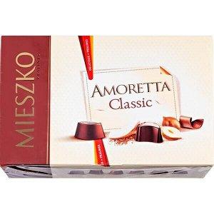 Конфеты MIESZKO AMORETTA CLASSIC 139 г