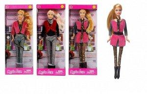 Кукла Defa Lucy Блестящая коллекция, 3 вида в коллекции66