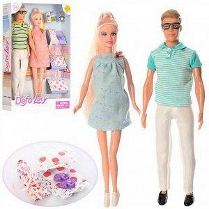 Кукла Defa Lucy Будущие родители, 2 куклы в комплекте146