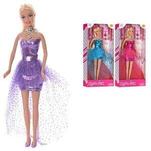 Кукла Defa Lucy в блестящем платье, 3 вида в коллекции202