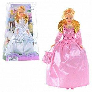 Кукла Defa Lucy Королева бала, 2 вида, 29см377