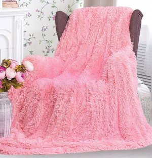 Плед Розовый 200*230