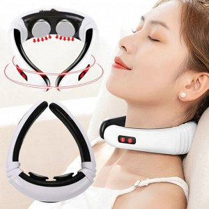 Электрический импульсный Массажер для спины и шеи