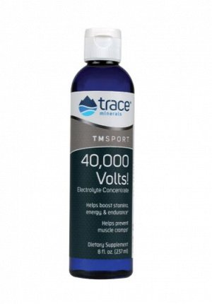 Trace 40,000 Volts Electrolyte Concentrate, 236мл