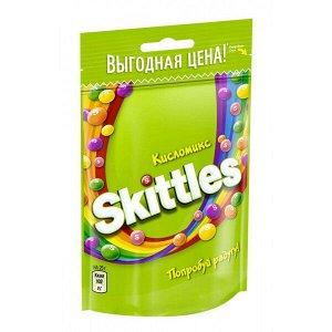 """Skittles """"Кисломикс"""" драже в разноцветной глазури, 70 г"""